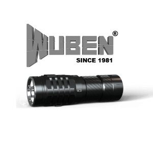 WUBEN TO10R 650 Lumens Flashlight