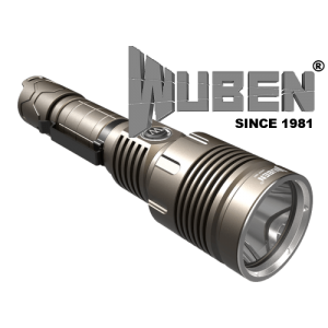 WUBEN T103W 1280 Lumens Flashlight (champagne gold)