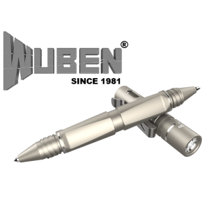 WUBEN TP10 3-in-1 tactical 130 lumens penlight (champagne gold)